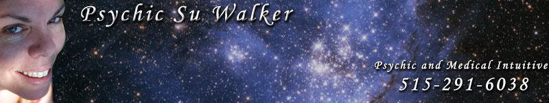 medical intuitive Su Walker